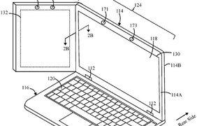 Проект ноутбука с несколькими экранами