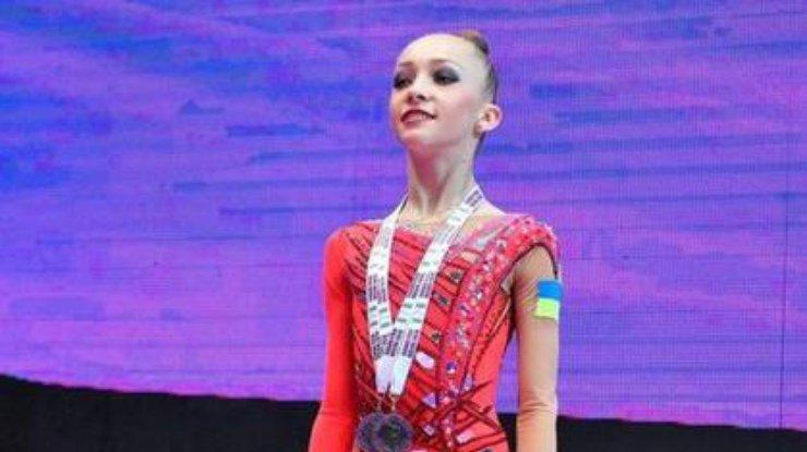 Русские гимнастки заняли весь пьедестал награн-при вИзраиле
