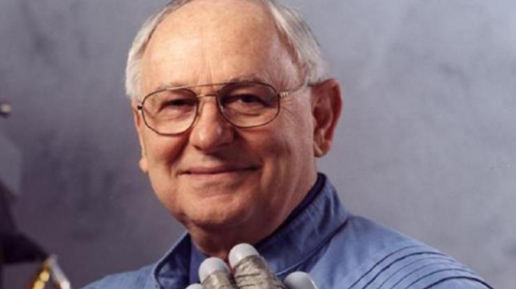 ВСША скончался астронавт Бин, побывавший наЛуне