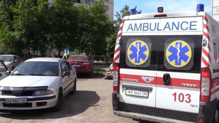 ВКиеве наавтостоянке произошла стрельба: ранен работник СБУ