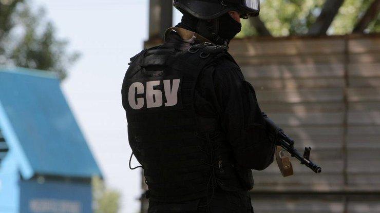 СБУ пришла собысками врайотделы милиции ипрокуратуры Запорожья
