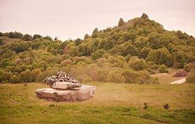 Учения прошли на полигоне вблизи немецкого города Хохенфельс. Фото: Минобороны Украины