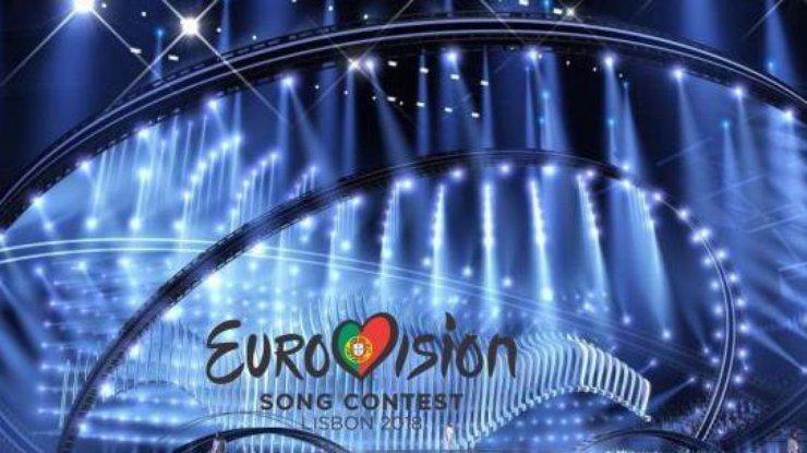 Накануне «Евровидения» жители России пронесли поулицам Лиссабона флаги «ДНР» и«ЛНР»