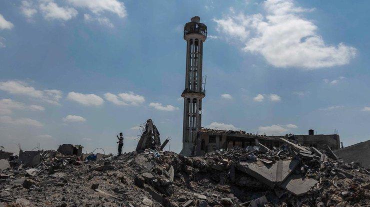 ВВС Израиля нанесли ракетные удары подвум базам всекторе Газа