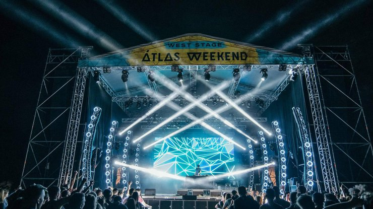 Легендарные Placebo выступят на Atlas Weekend 2018