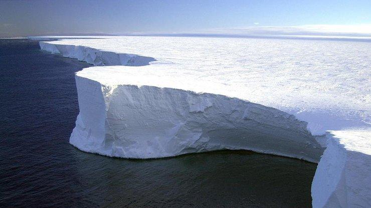Таяние льдов Антарктиды ускорилось втри раза с2012 года