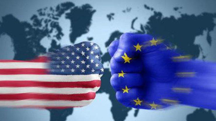 Европа вступает в торговую войну