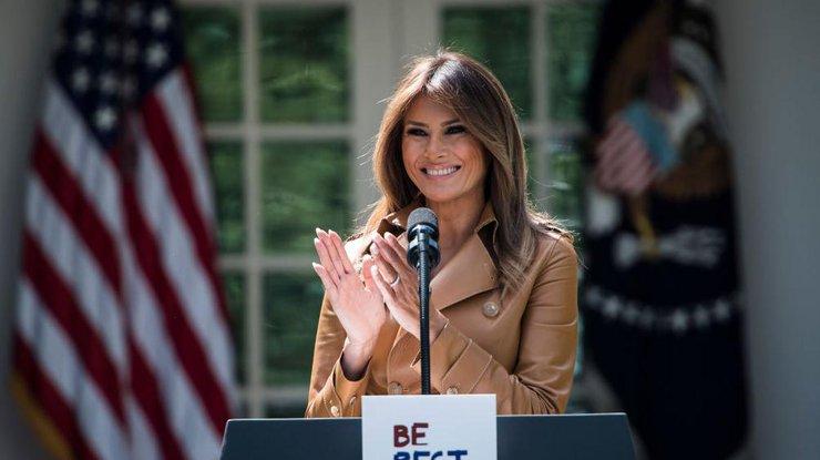Первая леди США рекомендует своему супругу «править сердцем»