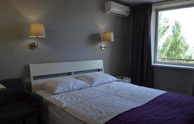 Двухместный номер Делюкс с 1 кроватью и видом на море 1500 грн (Коблево)