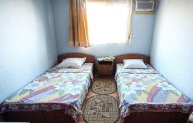 Бюджетный двухместный номер с 2 отдельными кроватями за 400 грн (Коблево)