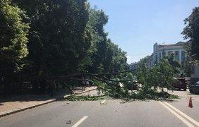 Дорога к Верховной Раде заблокирована (фото)