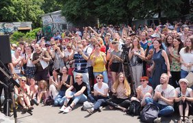 Концерт Бориса Гребенщикова в Киеве был прерван из-за  скандала