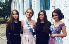 Украинские выпускники / Фото: из Instagram