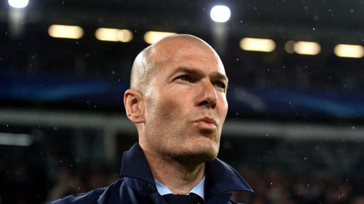 Real Madrid Poproshalsya S Zidanom Trogatelnoe Video Podrobnosti Ua