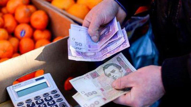 ВУкраине с1июля вырос прожиточный минимум