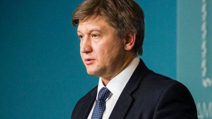 Данилюк поведал оследующем транше МВФ