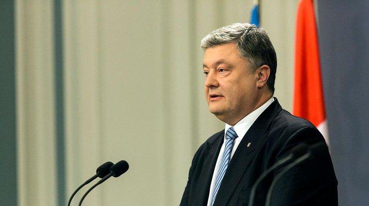 Порошенко: Украинский нацизм— это происки Российской Федерации