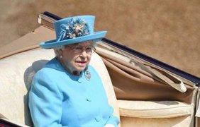 В Великобритании прошел парад по случаю дня рождения Елизаветы II