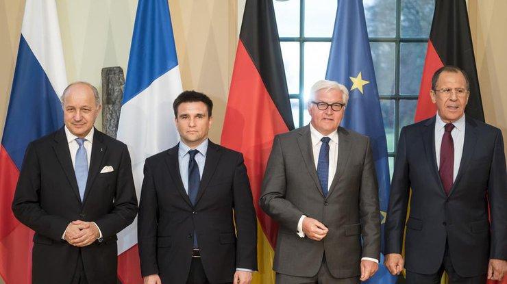 РФозвучила свои требования накануне встречи внормандском формате