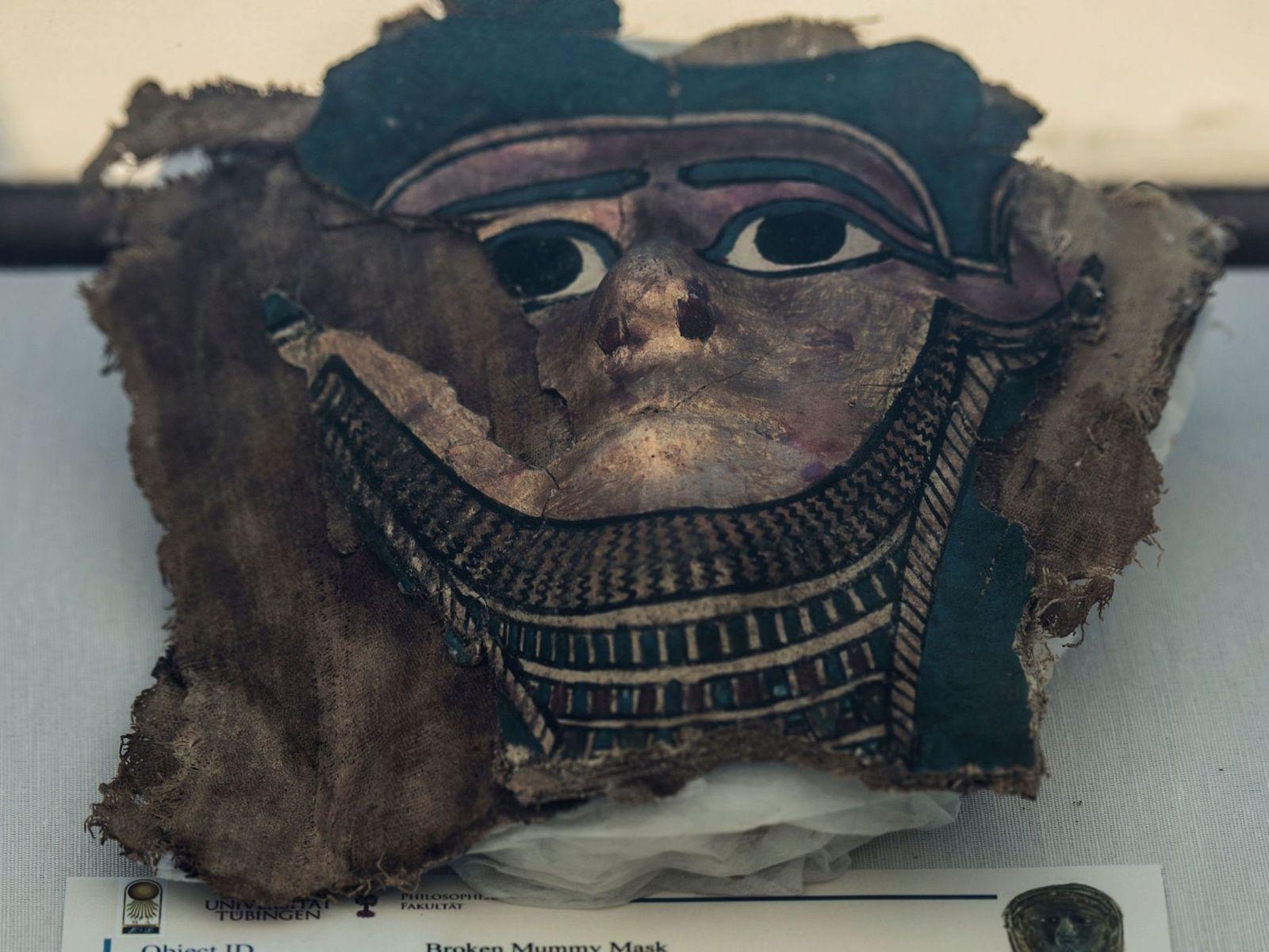ВЕгипте нашли мумификационную мастерскую