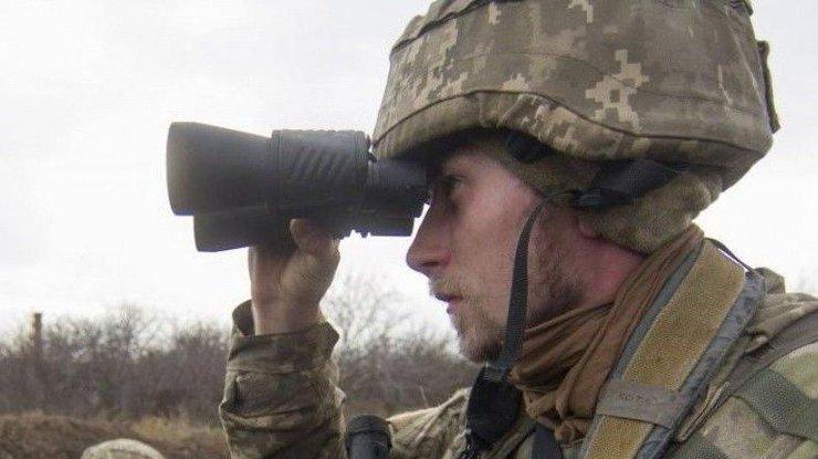 НаДонбассе умер  украинский защитник— ООС