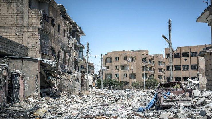 Покинувшие сирийский район Дераа боевики оставили тонны боеприпасов