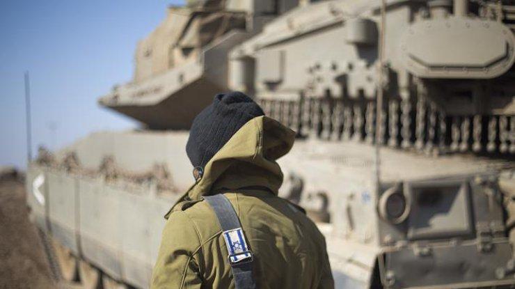 Обмен ударами— Израиль-ХАМАС