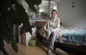 Ирина не в состоянии позаботиться о себе и должна убыть, считает миграционная служба. Фото: Aftonbladet