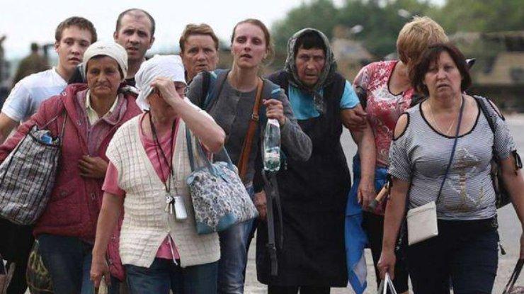 ВУкраине крупнейший кризис спереселенцами— ООН