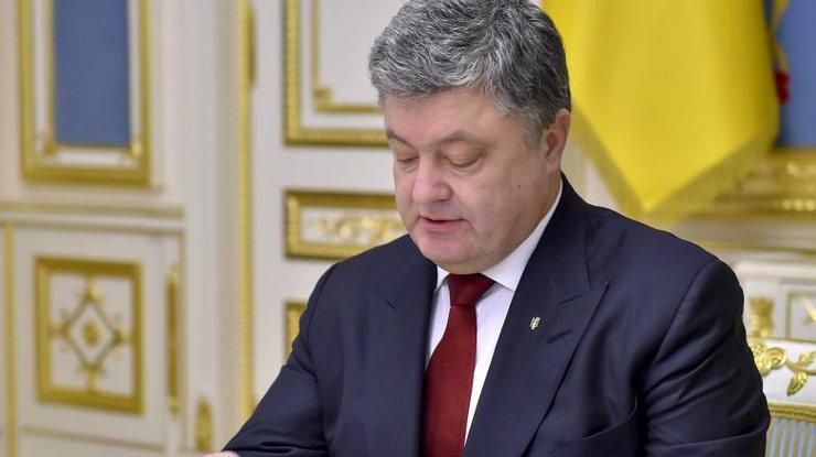 Порошенко запретил взыскивать долги ОПК впользу русских  компаний