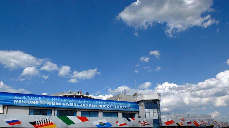 ИзИталии вторые сутки немогут вылететь украинские туристы