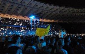 """Концерт """"Океана Эльзы"""" на НСК """"Олимпийский"""" / Фото: из Instagram"""