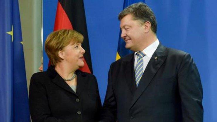 Меркель иТрамп призвали столицу Российской Федерации оказать давление наДамаск