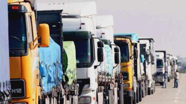 Власти Украины запретили ввозить встрану цементный клинкер из Российской Федерации