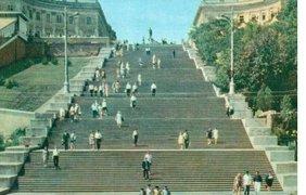 Фото: Потемкинская лестница
