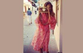 Новая подруга Шнурова - 27-летняя Ольга Абрамова. Фото: instagram.com/super.ru