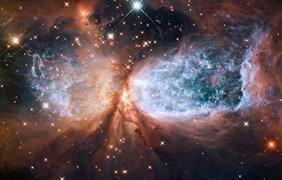 Созвездие Лебедя Фото: NASA&ESA
