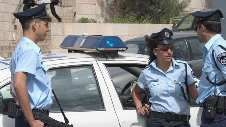 ВМИД Израиля взорвалась газовая граната