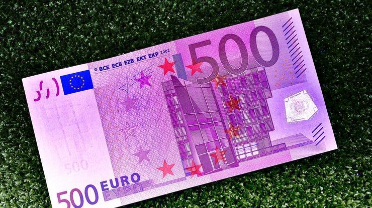 Вевропейских странах прекращают печатать банкноты номиналом 500евро