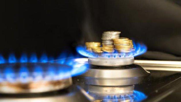 Фото: цены на газ