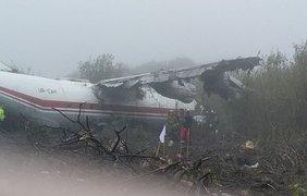 Во Львове произошла авиакатастрофа