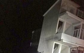 Фото: землетрясение в Албании / Twitter Gibson Lumayog