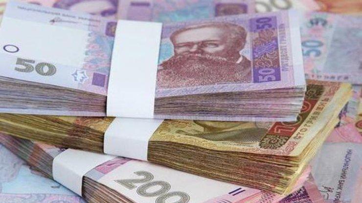 Недостаток украинского государственного бюджета составил неменее 12 млрд заянварь