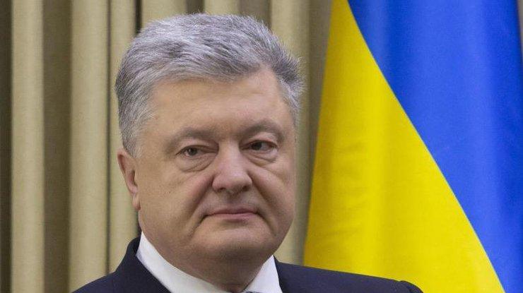 Порошенко объявил , что власти США обещали  ему невстречаться сРоссией