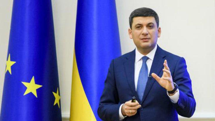 Премьер Украины отыскал способ «вернуть» Крым иДонбасс