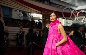 """Фото: A.M.P.A.S./ Джемма Чан - актриса из фильма """"Безумно богатые азиаты"""""""