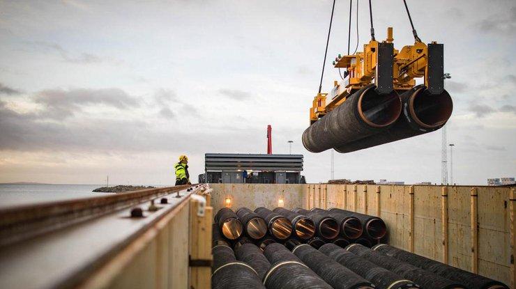 Берлин встал насторону Москвы ввопросе путинского газопровода вобход Украины