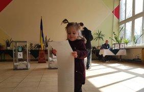 Фото: выборы президента Украины 2019