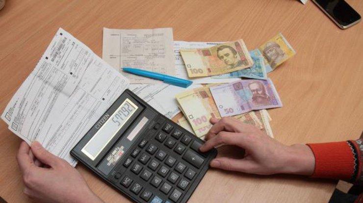 Доходы украинцев загод выросли на21%