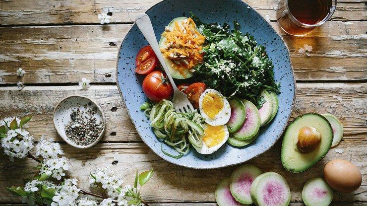 Правильное питание частенько